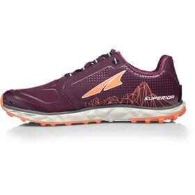Altra Superior 4 Buty do biegania Kobiety, plum